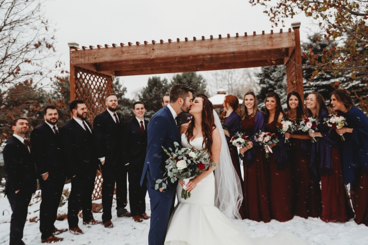 A Winter Wonder-wedding